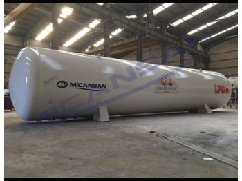 Micansan 2018 MODEL 45-50 M3 LPG STORAGE FOR INSIDE CONTAINER SHIPPING - полуприцеп-цистерна
