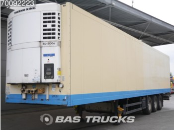 Полуприцеп-рефрижератор Schmitz Cargobull ThermoKing SL-200 Liftachse Doppelstock SKO 24 German Trailer