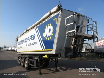 Schmitz Cargobull Tipper Alu-square sided body 43m³ - самосвальный полуприцеп