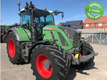 Fendt 724 Power S4 - колёсный трактор