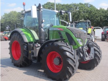 Fendt 724 Vario Profi Plus - колёсный трактор