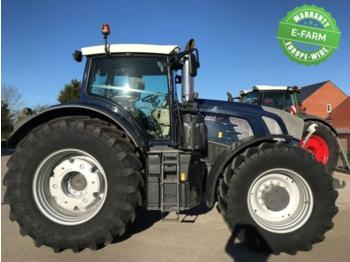 Fendt 939 Profi Plus S4 Design Line Steel Blue - колёсный трактор