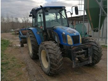NEW HOLLAND TL100A - колёсный трактор