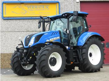 Колёсный трактор New Holland T6.180 DC