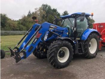 Колёсный трактор New Holland T6.180 ELECTRO COMMAND
