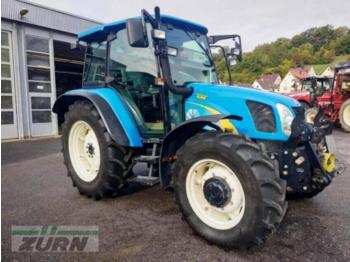 New Holland TL90 - колёсный трактор