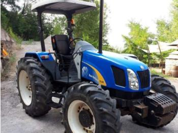 New Holland TL90A EXO TVA - колёсный трактор