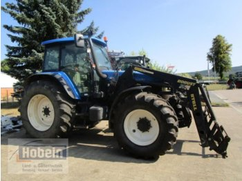 New Holland TM 140 - колёсный трактор