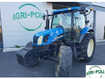 New Holland TS 100 A - колёсный трактор