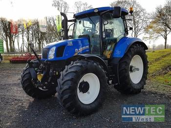 New Holland T 6.160 AUTO COMMAND - колёсный трактор