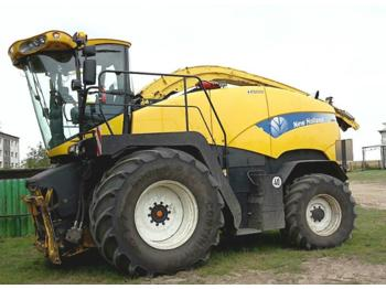 Кормоуборочный комбайн New Holland FR 9080 # ALLRAD