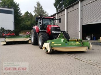 Krone Easy Cut 9140 CV Collect + F 32 CV Float Kombination - косилка