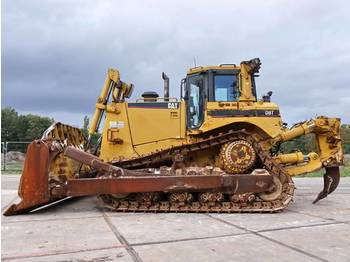 Бульдозер CAT D8T Holland machine original CE Incl. blade + ri