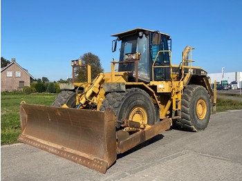 Лизинг Caterpillar 824G Wheel Dozer - бульдозер
