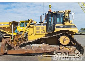 Бульдозер Caterpillar d6r II dutch machine...