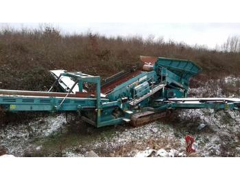 Грохот 2011 Powerscreen Warrior 1400