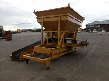 Gravel Cart to suit Marooka MST1500 - грохот
