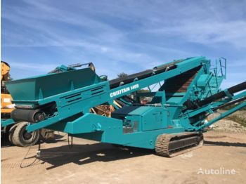 Грохот POWERSCREEN Chieftain 1400