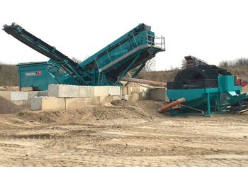 Грохот POWERSCREEN Chieftain Terex Rinser WASHPLANT