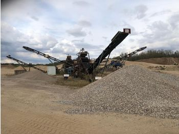 Грохот POWERSCREEN Washplant