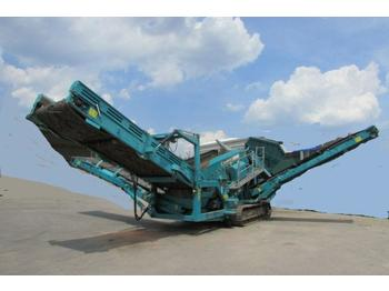 Грохот Powerscreen Warrior 1400