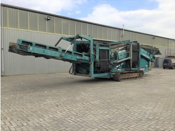 Powerscreen Warrior 1400 - грохот