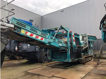 Грохот Powerscreen Warrior 1400 3 way split