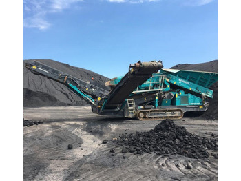 Грохот Powerscreen Warrior 1400x