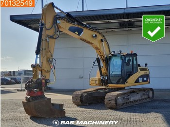 Гусеничный экскаватор Caterpillar 319 D L ROTO TILT and 2 buckets - not 320