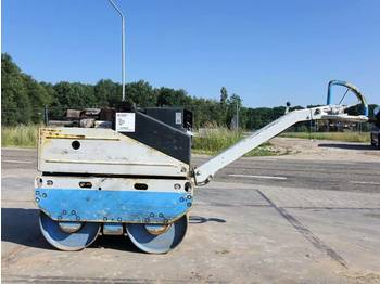 BOMAG BW62H Good working condition  - каток тротуарный