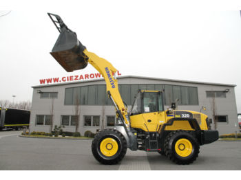 Колёсный погрузчик KOMATSU WHEEL LOADER 15.5 t WA320-5 HIGH LIFT