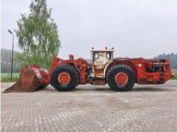 Tamrock Toro 501 (GOOD WORKING CONDITION)  - колёсный погрузчик