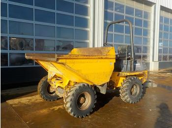Benford 3 Ton Dumper, Roll Bar - мини-самосвал