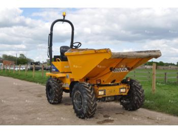 THWAITES 3 TONNE POWERSWIVEL - мини-самосвал