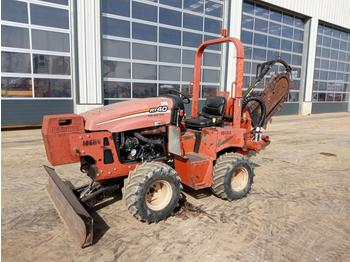 2009 Ditch Witch RT40 - траншеекопатель