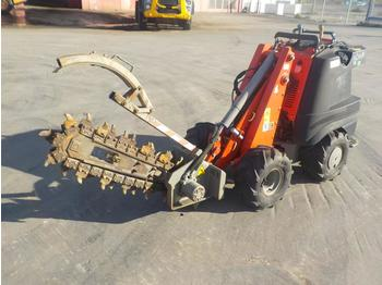 2013 Ditch Witch R300 Walk Behind Trencher - траншеекопатель