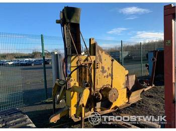 AFT Whizz AFT55 wheel trencher - траншеекопатель