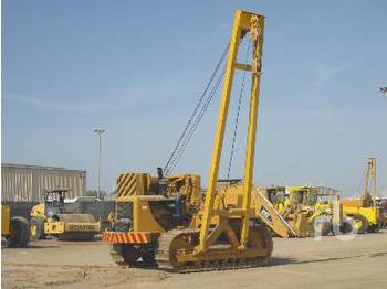 CATERPILLAR 572D Crawler - трубоукладчик