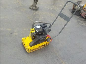 Wacker Petrol Compaction Plate, Honda Engine - виброплита