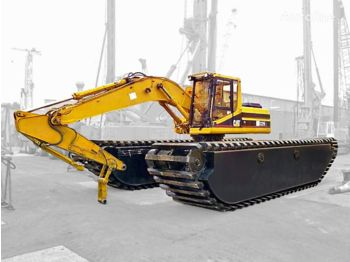 CATERPILLAR Boramtec BORAMEX 9800 CAT 320C - водный экскаватор