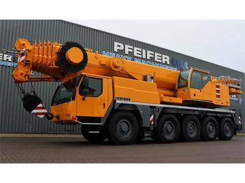 Вседорожный кран Liebherr LTM1100-5.2 10x8 Drive And 10-Wheel Steering, 100t