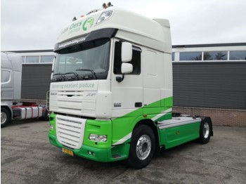 Тягач DAF XF105-460 4x2 SuperSpaceCab Euro5 - FULL OPTIONS! - Tyres 85% - TOP! - 06/2019 APK