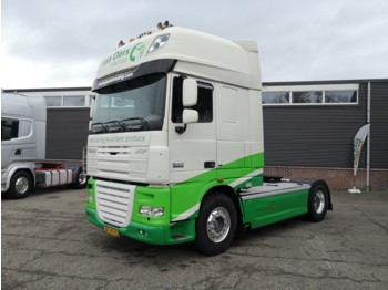 Тягач DAF XF105-510 4x2 SuperSpaceCab Euro5 - FULL OPTIONS! - Tyres 85% - TOP! - 03/2019 APK