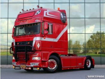 Тягач DAF XF105.510 SSC EURO 5 SPECIAL SHOWTRUCK SUPER CONDITION
