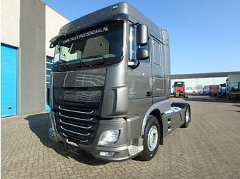 Тягач DAF XF105 + Euro 6 + Airco + 2 In stock