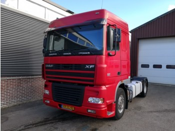 Тягач DAF XF95-380 4x2 Spacecab Euro3 - PTO - 9000kg front axle - TOP!