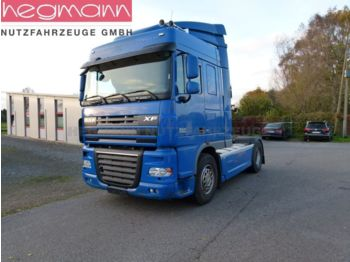 Тягач DAF XF 105.410 SC, Intarder,, deutsch