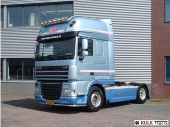 Тягач DAF XF 105 410 Super Space / CLEAN NL TRUCK!