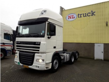 Тягач DAF XF 105 460 manual retarder 6x2