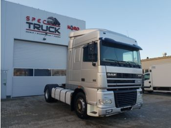 DAF XF 95 430, Steel/ Air, Automat - тягач